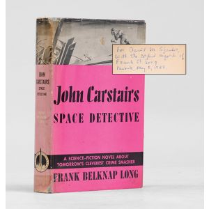 John Carstairs: Space Detective.