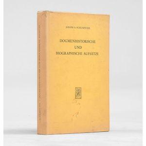 Dogmenhistorische und biographische Aufsätze.