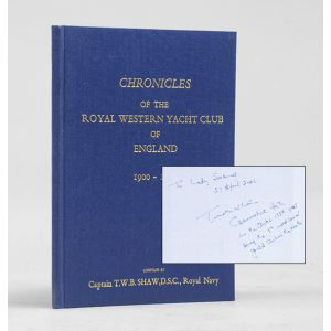 Chronicles of the Royal Western Yacht Club of England.
