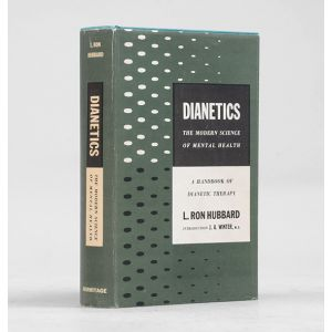 Dianetics: The Modern Science of Mental Health.