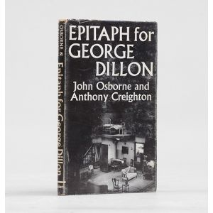 Epitaph for George Dillon.