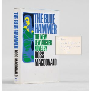 The Blue Hammer.