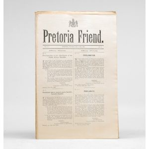 The Pretoria Friend.