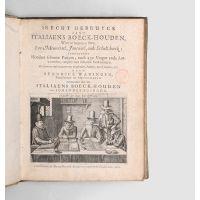 'Recht Gebruyck van't Italiaens Boeck-Houden,