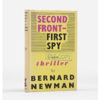 Second Front-First Spy.