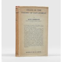 Essays in the Theory of Employment.