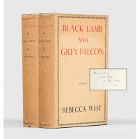 Black Lamb and Grey Falcon.
