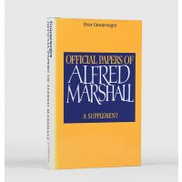 Official Papers of Alfred Marshall, a Supplement.