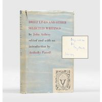 Brief Lives and Other Selected Writings.
