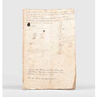 Journal d'Henri-César de Castellane Majastre, Commandant les Chébecs du Roi Le Caméléon & Le Singe, armés à Toulon le 23 juin 1773 … manuscript log of operations against Barbary Corsairs.