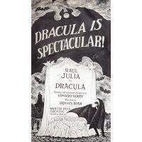 Dracula is Spectacular.