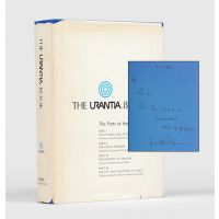 The Urantia Book - inscribed presentation copy to A&M Records President Gil Friesen.