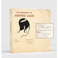 Les mémoires de Joséphine Baker.