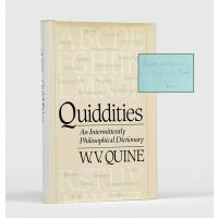 Quiddities.
