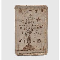 Journal Book, Signal Station, Caistor Norfolk.