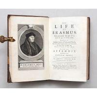 The Life of Erasmus.