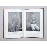 Famous Footballers. 1895-1896.