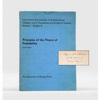 Principles of the Theory of Probability.