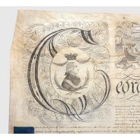 Collection of 35 documents relating to Captain John McIver and the privateer Swallow.