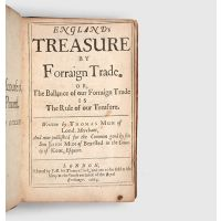 England's Treasure by Forraign Trade.