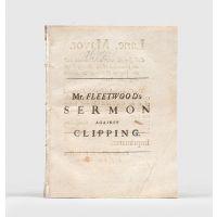 A Sermon Against Clipping,