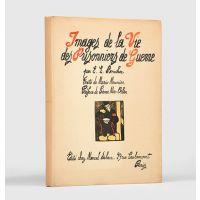 Images de la Vie des Prisonniers de Guerre.