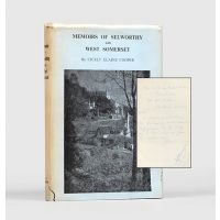 Memoirs of Selworthy and West Somerset.