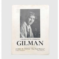 Charlotte Perkins Gilman: Under the Exclusive Management of James B. Pond,