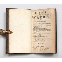 The Art of Warre, or Militarie discourses of leavying, marching, encamping; and embattailing an armie.
