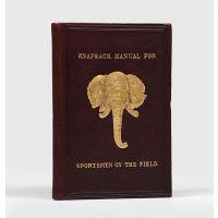 Knapsack-Manual for Sportsmen on the Field.