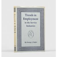 Trends in Employment in the Service Industries.