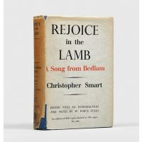 Rejoice in the Lamb. A Song from Bedlam.