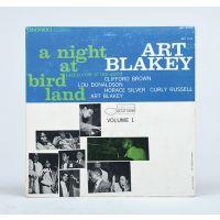 Art Blakey: A Night at Birdland.