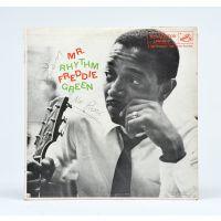 Mr. Rhythm.