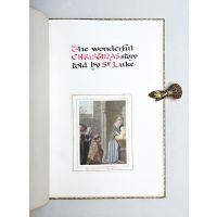 The Wonderful Christmas Story told by St Luke.