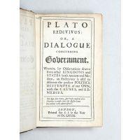 Plato Redivivus: