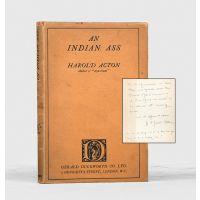 An Indian Ass.