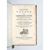 Dernier voyage du Capitaine Cook autour du monde,