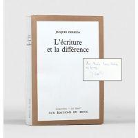 L'Écriture et La Différence.