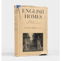 English Homes. Period IV-Vol. I, Late Stuart, 1649-1714.