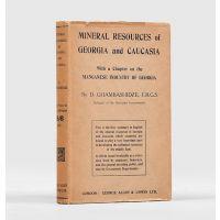 Mineral Resources of Georgia and Caucasia.