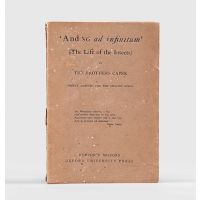 'And so ad infinitum' (The Life of the Insects). An Entomological Review, in Three Acts a Prologue and an Epilogue.
