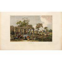 Ruines du Temple de Mars.