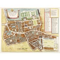 A MAPP of the PARISH OF St GILES'S IN THE FIELDS TAKEN FROM THE LAST SURVEY, WITH CORRECTIONS AND ADDITIONS