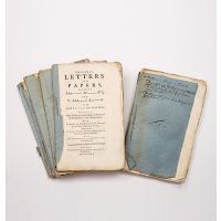 [Collection of 10 pamphlets relating to the controversy concerning the battle of Toulon.]