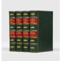 The Brontës Their Lives, Friendships and Correspondence in Four Volumes.