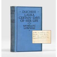 Duchess Laura. Certain Days of Her Life.