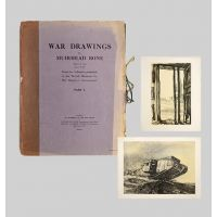 War Drawings.