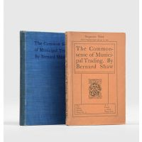 [2 copies of] The Common Sense of Municipal Trading.