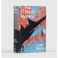 The St. Malo Mystery. A Novel.
